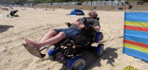mybility-all terrain wheelchairs-Four X DL SSS