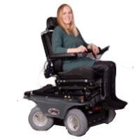Mybility Four X Urban 4x4 wheelchair