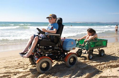 Kids Zone All Terrain Wheelchairs Mybility