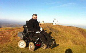 mybility-all terrain wheelchairs-Four X DL