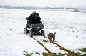 Four X DL - Snow