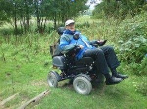 mybility-all terrain wheelchairs-Four X DL