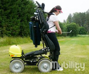 golfstanding